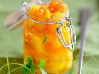 Kürbis-Mango-Chutney Rezept
