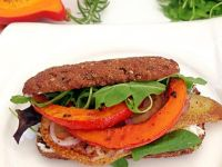 Kürbis-Sandwich Rezept