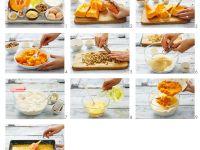 Kürbiskastenkuchen Rezept