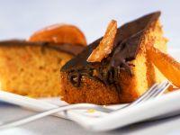 Kürbiskuchen mit Schokolade Rezept