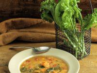 Herbstliche Gemüsesuppe