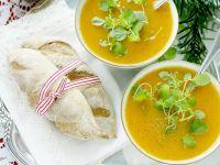 Kürbissuppe mit Orange Rezept