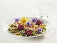 Lachs auf Spargel-Möhren-Gemüse Rezept
