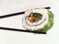 Lachs-Gemüse-Sushi Rezept