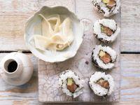 Lachs-Sushi Rezept