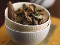 Lamm-Gemüse-Wok Rezept