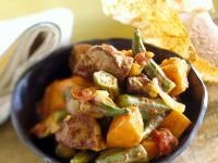 Lamm-Gemüseeintopf Rezept