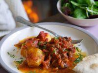Lammgulasch mit Tomaten und Kartoffeln Rezept