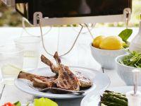 Lammkoteletts vom Grill Rezept