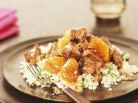 Lammragout mit Trockenfrüchten Rezept