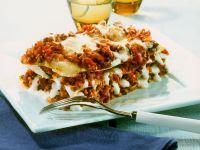 Lasagne Bolognese Rezept