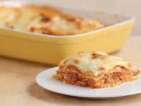 Lasagne herstellen Rezept