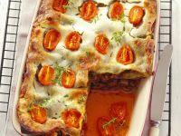 Lasagne mit Cocktailtomaten Rezept