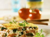 Geflügel-Lasagne Rezept