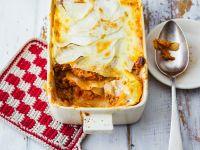 Lasagne mit Kohlrabi Rezept