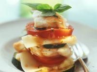 Lasagne mit Seeteufel Rezept