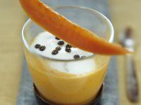 Lassi mit Mango und Papaya Rezept