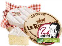 Wunderbar aromatisch: Le Rustique Camembert
