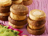 Lebkuchen mit Marzipan Rezept