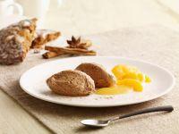 Lebkuchencreme mit Orangen Rezept