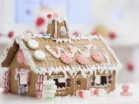 Die schönsten Lebkuchenhäuser