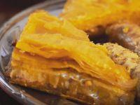 Libanesische Nussecken Rezept
