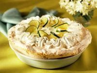 Lime Pie Rezept