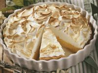 Limetten-Baiser-Kuchen (Key Lime Pie) Rezept