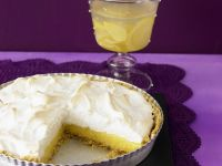 Limettenkuchen mit Ingwer-Zitonen-Drink Rezept
