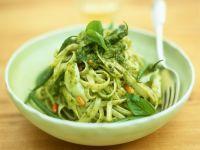 Linguine mit Pesto Rezept