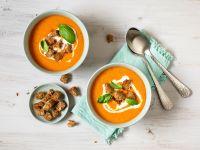 Linsen-Kartoffel-Suppe Rezept