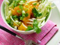 Linsen-Kürbis-Salat Rezept