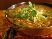 Linsen-Paprika-Suppe Rezept