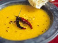Linsensuppe auf indische Art Rezept
