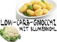 Low-Carb-Gnocchi selber machen