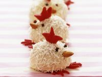 Lustige Kokos-Hühner Rezept