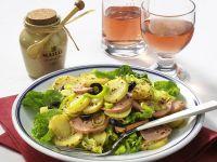 Lyoner Kartoffelsalat Rezept