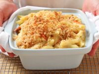 Mac and Cheese mit Hummer Rezept