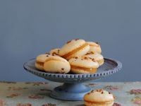 Macarons mit Birnencreme