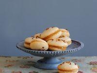 Macarons mit Birnencreme Rezept
