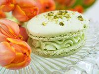 Macarons mit Grünem Tee und Pistazien Rezept