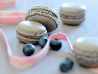 Macarons mit Heidelbeeren Rezept