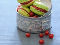 Macarons mit Konfitüre Rezept