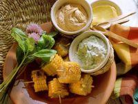 Maiskolben mit aromatisierter Butter Rezept