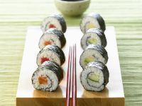 Maki (Sushi) Rezept