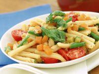 Makkaroni mit Gemüse Rezept