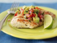 Makrele mit Salsa Rezept
