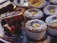 Makronen mit Orange und Schokolade Rezept