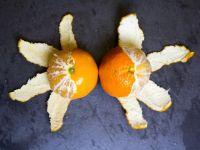 Mandarine oder Clementine