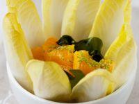 Mandarinensalat mit Algen